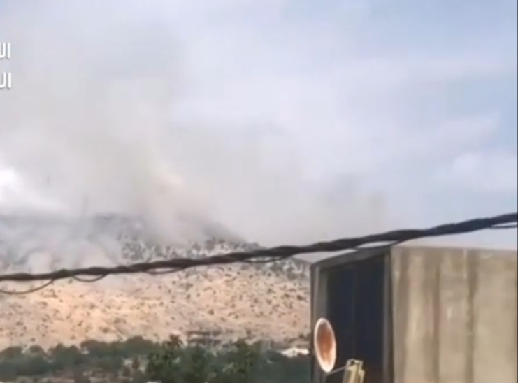 """إسرائيل تقول حزب الله حاول التسلل عبر الحدود وتحذره من """"اللعب بالنار"""""""