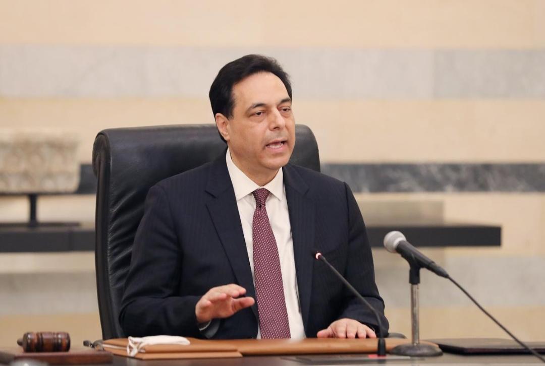 رئيس وزراء لبنان يدعو للحذر وإسرائيل تتعهد بالدفاع عن نفسها