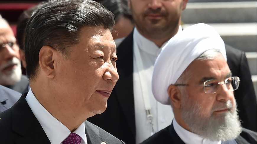 ما يعنيه الاتفاق الصيني الإيراني لواشنطن