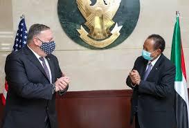 """السودان وقّع مع الولايات المتحدة """"اتفاق أبراهام"""" الذي وافق بموجبه على تطبيع علاقاته مع إسرائيل"""