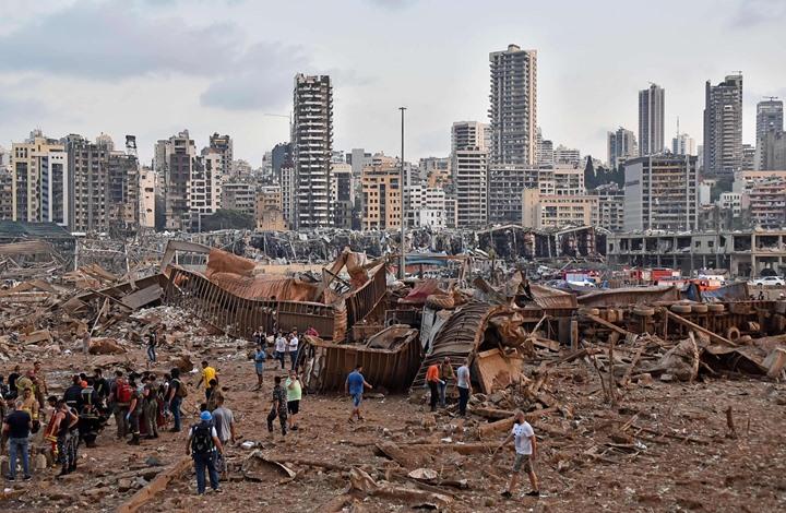 تحية إلى بيروت: مدينة الغرباء