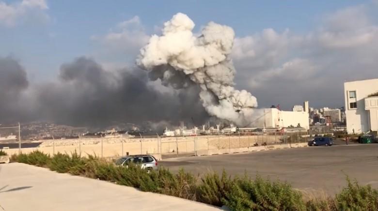 مسؤول إسرائيلي: إسرائيل ليس لها علاقة بانفجار بيروت
