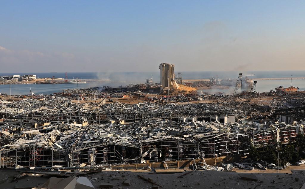 رويترز: مسؤولون حذروا قيادات لبنان من متفجرات المرفأ