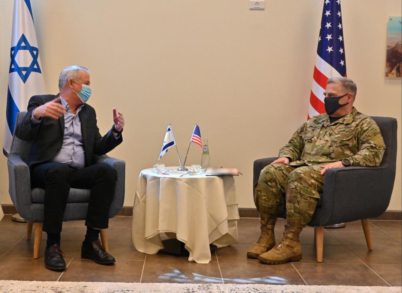 لماذا زار قائد الجيش الأميركي إسرائيل مؤخراً؟