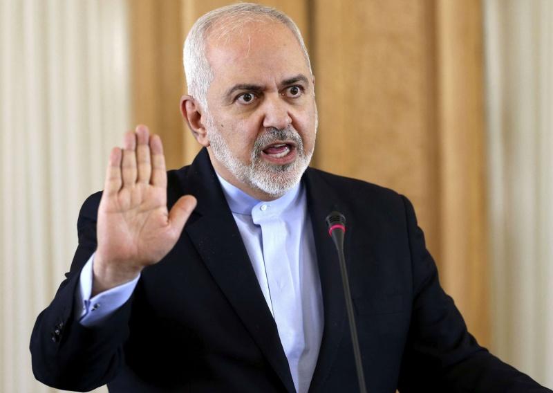 ظريف: إيران مستعدة لمساعدة لبنان بعد انفجار بيروت