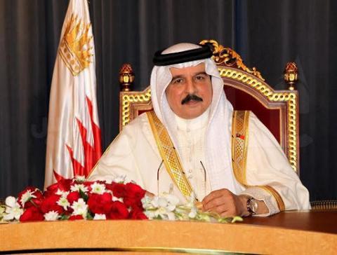 ملك البحرين لكوشنر: استقرار الخليج يعتمد على السعودية