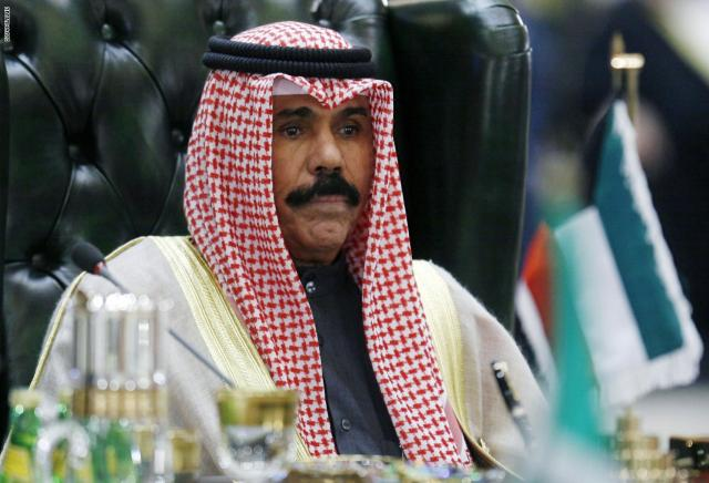 رئيس البرلمان: أمير الكويت الجديد الشيخ نواف يؤدي اليمين يوم الأربعاء