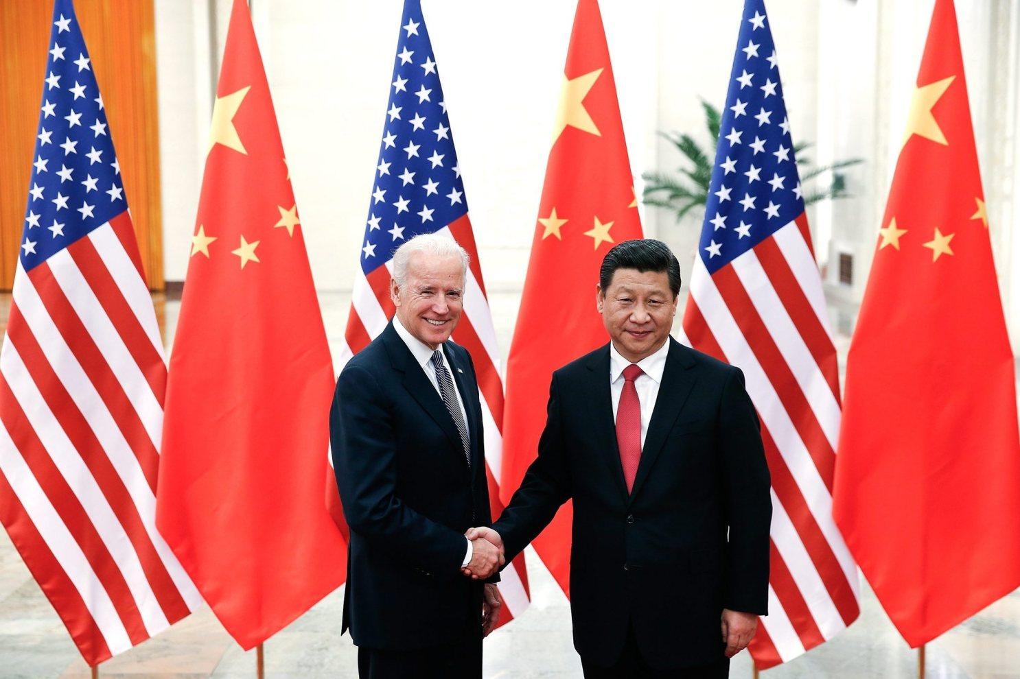 سياسة بايدن تجاه الصين تبدو كثيراً مثل سياسة ترامب