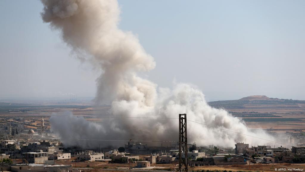 """غارة أميركية تقتل 11 قيادياً من """"هيئة تحرير الشام"""" في إدلب"""