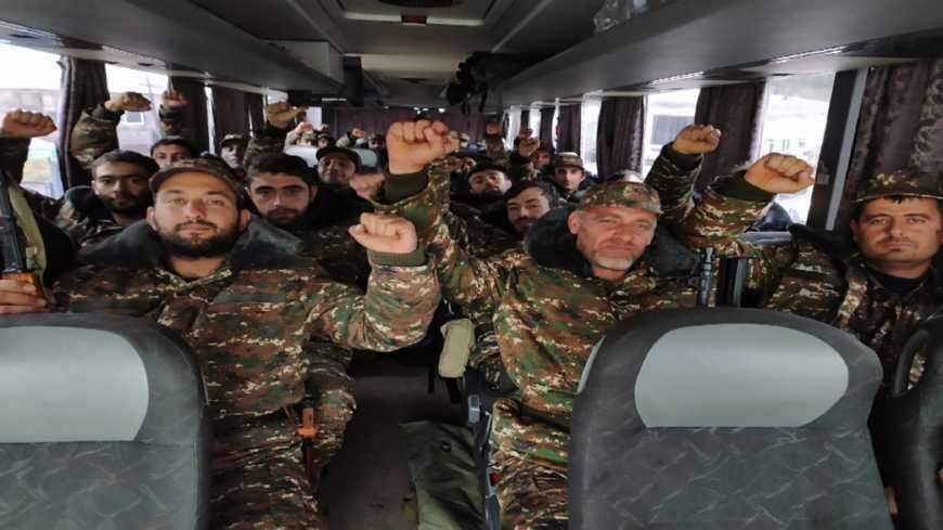 """""""المونيتور"""": لماذا ينضم السوريون للقتال في كاراباخ؟"""