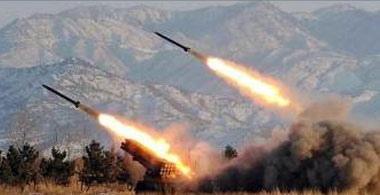 قصف صاروخي يستهدف بغداد