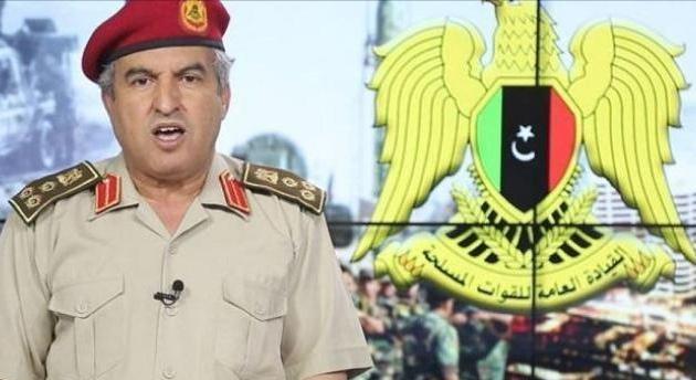 قوات حفتر: التدخلات الأجنبية عمّقت الأزمة في ليبيا