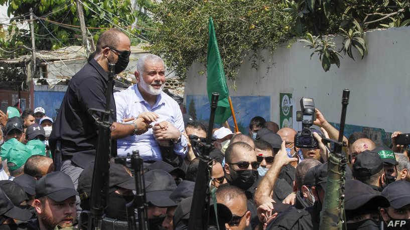 """المصالحة الفلسطينية من منظور """"حماس"""""""