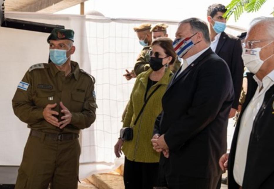 """صحيفة: بومبيو ينهي آخر أيامه بشرعنة """"نهب الفلسطينيين"""""""