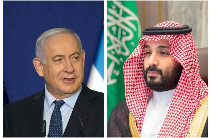 وزير إسرائيلي يؤكد لقاء نتنياهو بابن سلمان والسعودية تنفي