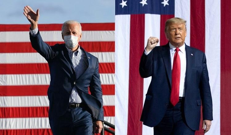 النتائج الأولية للانتخابات الأميركية: ترامب يعلن النصر وبايدن متفائل بالفوز