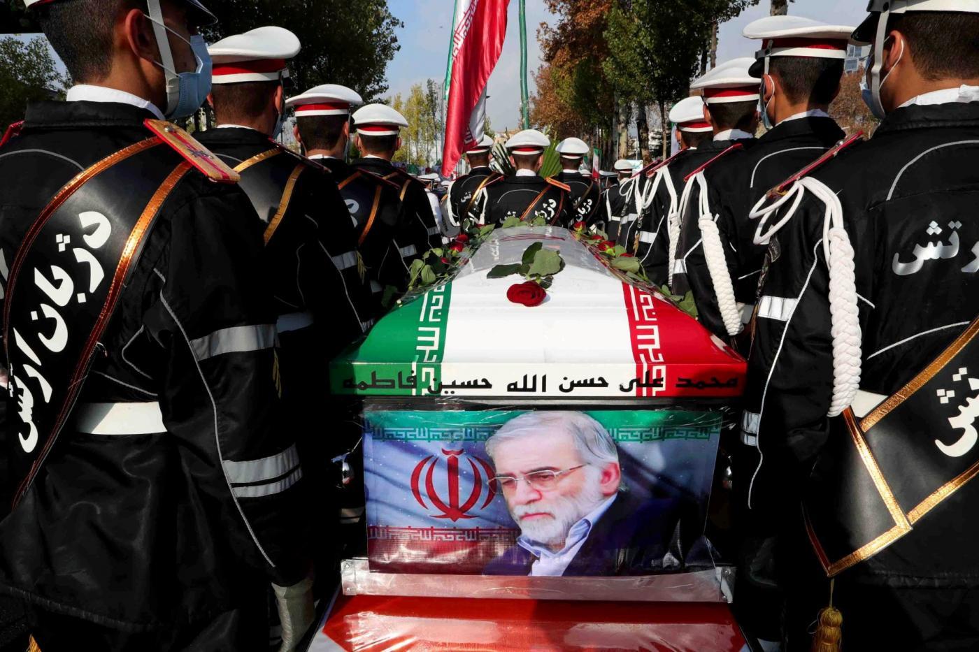 """""""ميدل إيست آي"""": """"إسرائيل"""" حاولت باغتيال فخري زادة استدراج إيران إلى حرب"""