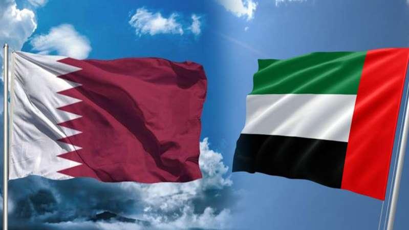 الإمارات تفتح كافة المنافذ مع قطر