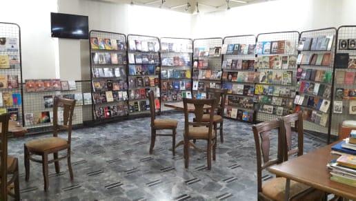 بالتعاون مع دار عقل.. معرض الكتاب المتنوع في المركز الثقافي الروسي