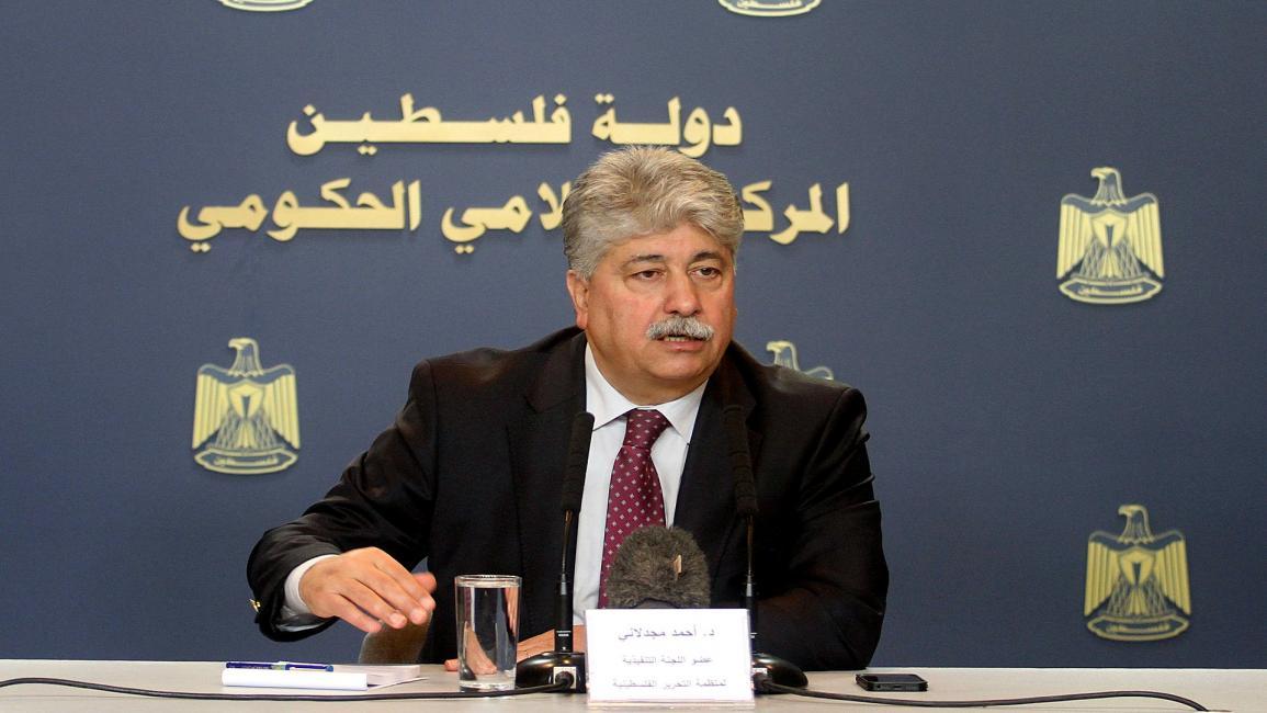 مجدلاني: 5 قوى مستعدة لتشكيل قائمة ائتلافية موحدة في الانتخابات الفلسطينية