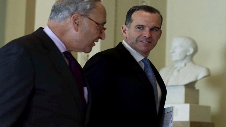 """""""المونيتور"""": بايدن سيختار بريت ماكغورك كمسؤول الشرق الأوسط في البيت الأبيض"""
