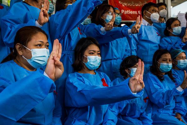 بين حصار الكابيتول وانقلاب ميانمار، كيف الحفاظ على الديمقراطية؟