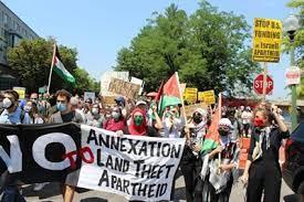 """""""ميدل إيست آي"""": قاضٍ أميركي يرفض دعوى لربط التضامن مع الفلسطينيين بالإرهاب"""