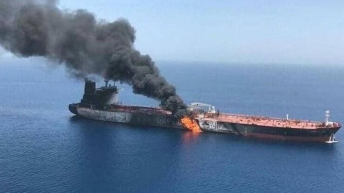 """""""نيويورك تايمز"""": الحرب السرية بين إيران و""""إسرائيل"""" تنتقل الى البحر"""