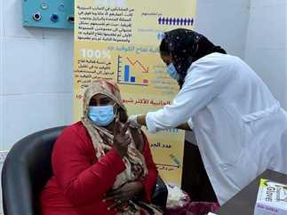 انطلاق حملة التطعيم ضد كوفيد _ 19 في السودان