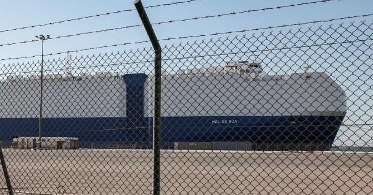 اتهام إيران بإطلاق صاروخ على سفينة حاويات مملوكة لشركة إسرائيلية في بحر العرب