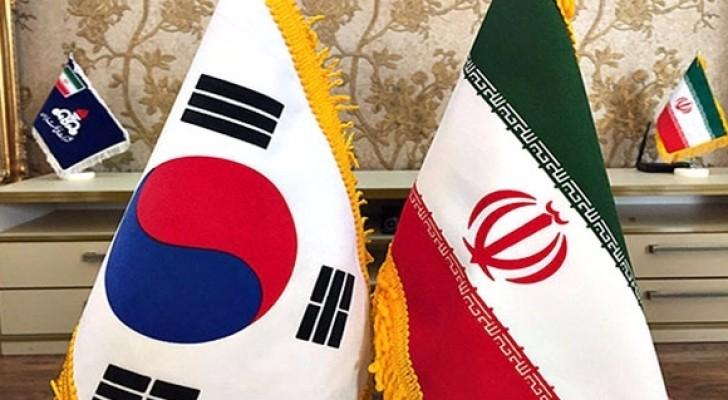 إيران تعلن التوصل لاتفاق مع كوريا الجنوبية