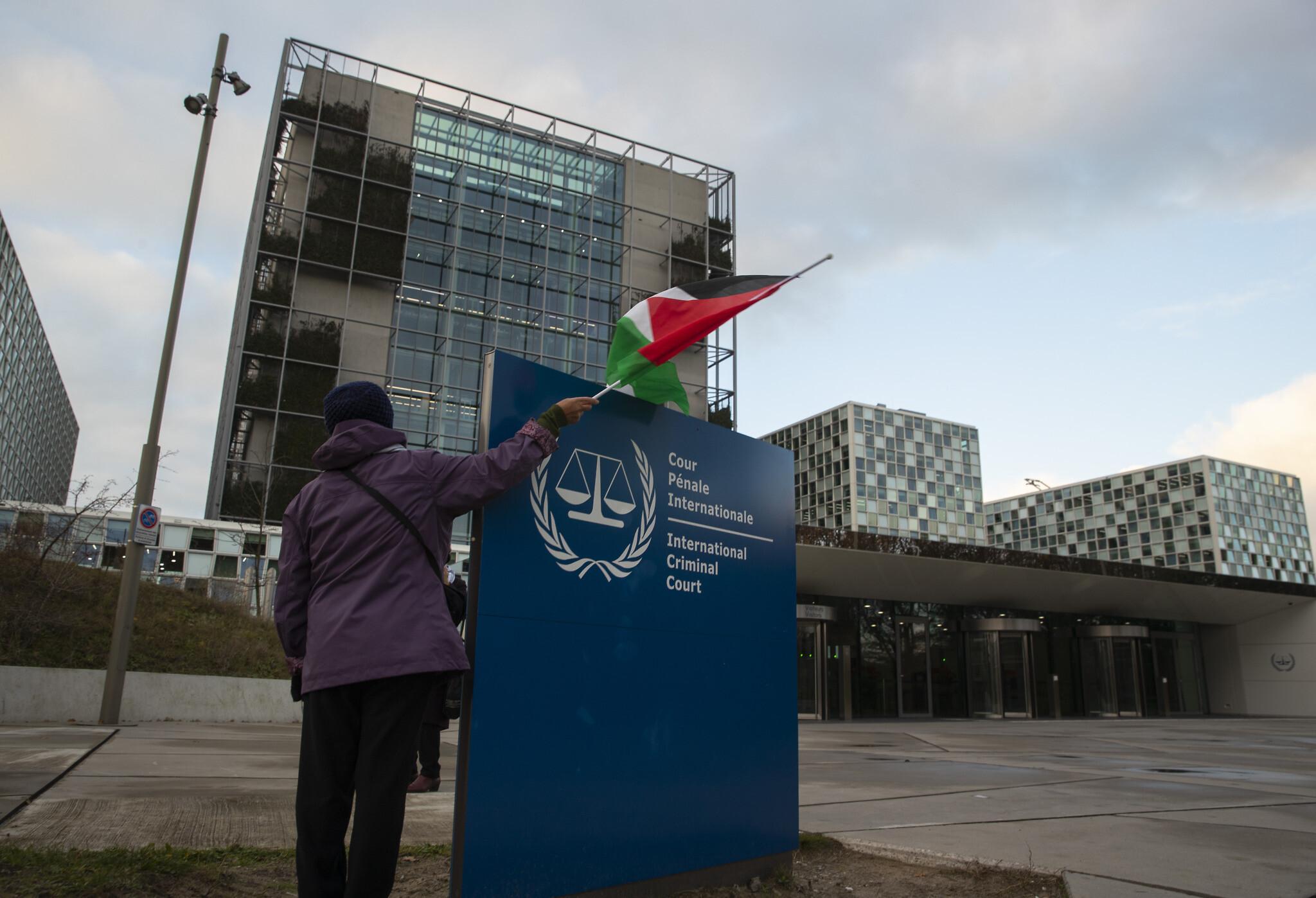 رئيس ميرتس: إسرائيل جلبت على نفسها قرار المحكمة الجنائية الدولية