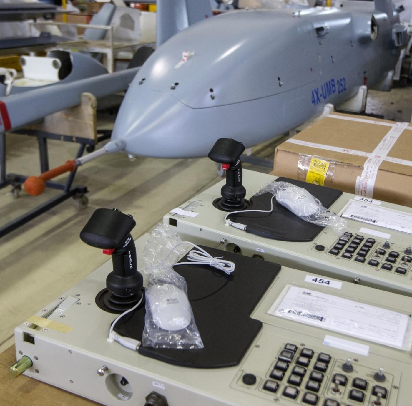 إسرائيل والإمارات تشاركان في إنشاء نظام مضاد للطائرات المسيّرة