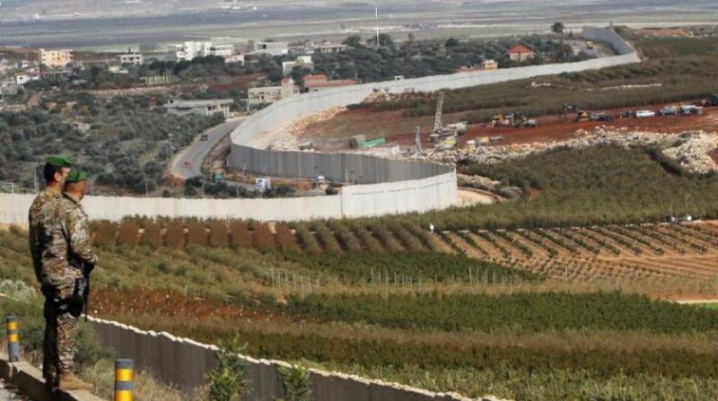 الجيش اللبناني يطلق النار على مسيّرة إسرائيلية