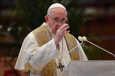 البابا يدعو أطراف النزاع في سوريا إلى إظهار حسن النية