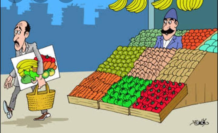 المواطن السوري بين مطرقة الحصار وسندان التجار