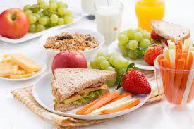 معايير العشاء الصحي للطفل