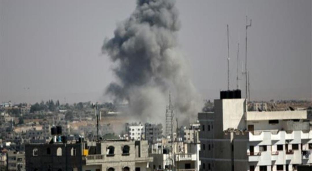 إطلاق أكثر من 200 صاروخ من القطاع على إسرائيل