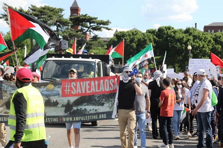 """""""ميدل إيست آي"""": الهيئات الإسلامية الأميركية تحض على مقاطعة المنظمات الموالية لـ""""إسرائيل"""""""