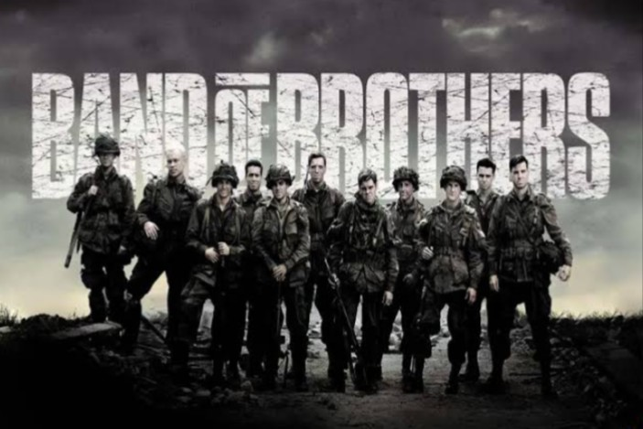 Band of Brothers مسلسل