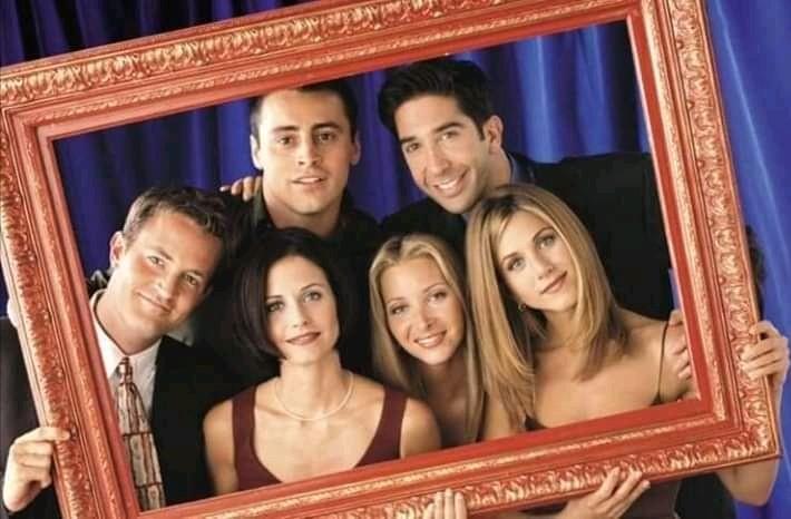 Friends مسلسل