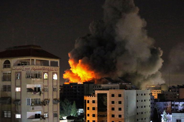 الجيش الإسرائيلي أوصى بالموافقة على هجمات إضافية في غزة