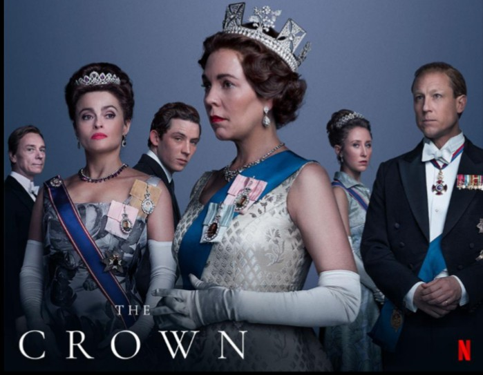The Crown مسلسل