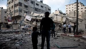 العداون الإسرائلي لقطاع غزة