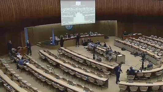 نتنياهو: قرار مجلس حقوق الإنسان يعبر عن هوسه المعادي لإسرائيل