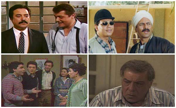 أفضل المسلسلات المصرية