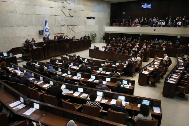 الكنيست الإسرائيلي يمنح الثقة للحكومة الجديدة برئاسة نفتالي بينيت
