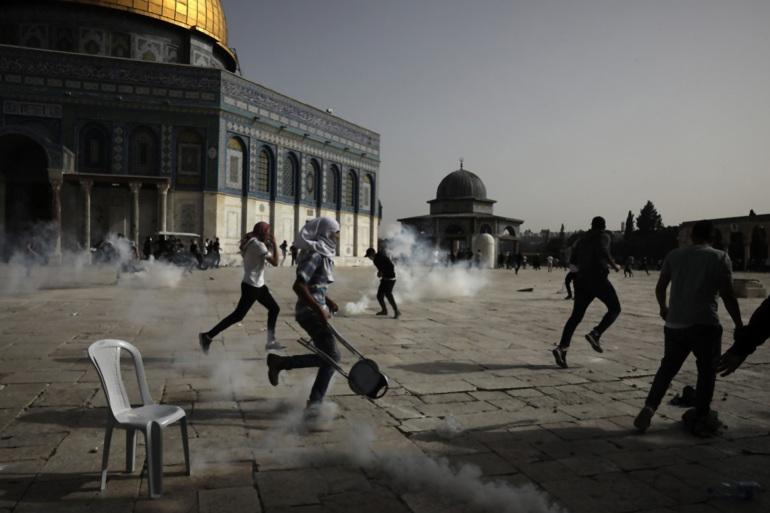 """""""يسرائيل هَيوم"""": لا تكرروا الأخطاء التي ارتكبناها في حرم المسجد الأقصى"""