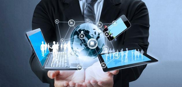 الفرق بين المعلوماتية وتكنولوجيا الاعلام والاتصال