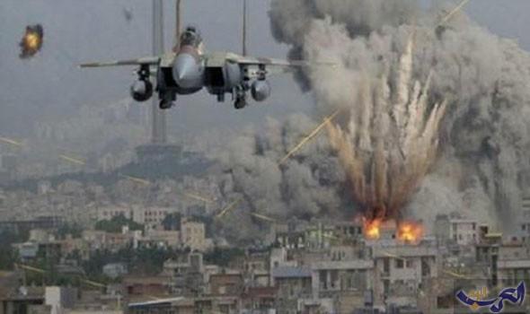طائرات سلاح الجو تشن غارات ليلية على قطاع غزة رداً على إطلاق بالونات حارقة